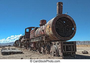רכבת, הרוס