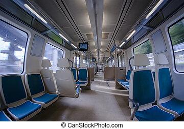 רכבת תחתית מאלפת