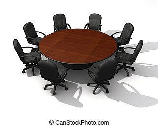 שולחן של ועידה