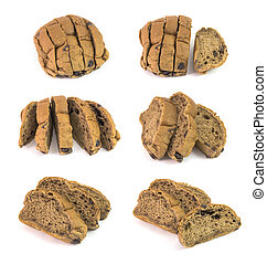 שוקולד לבן, הפרד, bread
