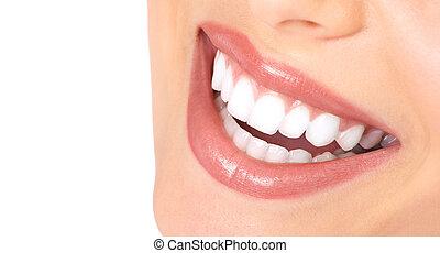 שיניים, ו, חייך