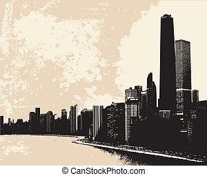 שיקגו, קו רקיע