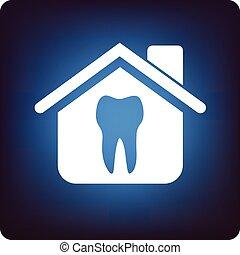 של השיניים