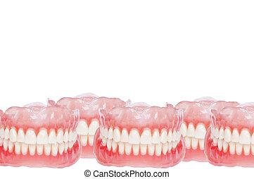 של השיניים, מושג, גהות