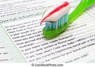 של השיניים, מידע