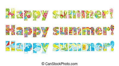 שמח, summer!