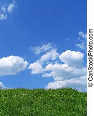 שמיים, ו, דשא