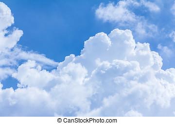 שמיים, ו, עננים