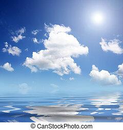 שמיים כחולים, ו, אוקינוס