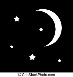 שמיים של לילה