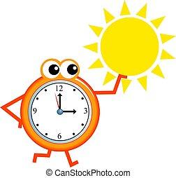 שעון קיץ