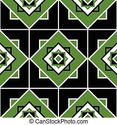 תבנית, גיאומטרי, seamless, טקסטורה