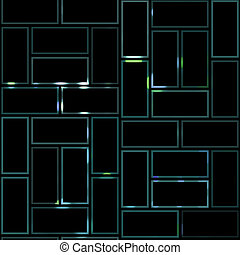 תבנית, גיאומטרי, seamless