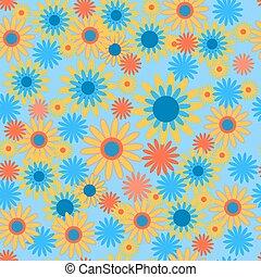 תבנית, צבעים מוארים, seamless