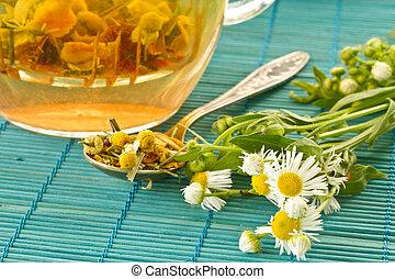 תה של קמומיל