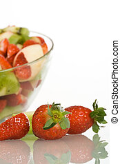 תותי שדה, ו, סלט של פרי