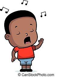תינוק, לשיר