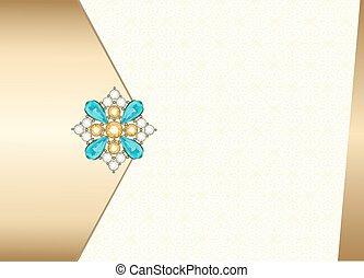 תכשיטים, רקע
