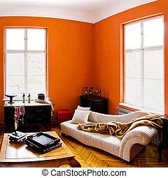 תפוז, חדר
