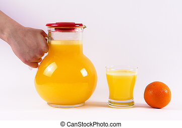 תפוז, חיים