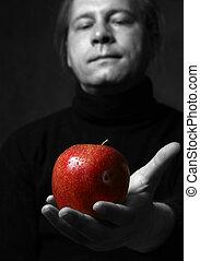 תפוח עץ, רטוב