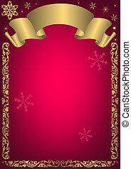 תקציר, חג המולד, רקע