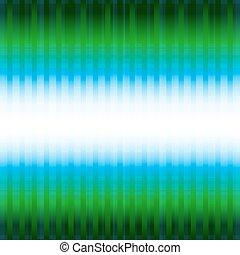 תקציר, ירוק כחול, רקע