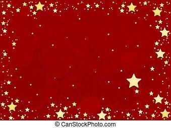תקציר, כוכבים, רקע