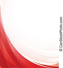 תקציר, רקע אדום