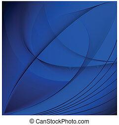 תקציר, רקע כחול