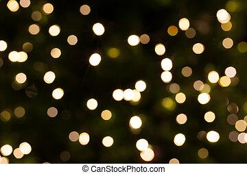 תקציר, רקע, bokeh, christmaslight