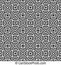 תקציר, שחור & לבן, תבנית, 3