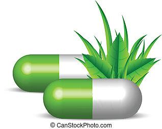 תרופה, טבעי