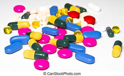 תרופה, קוקטייל