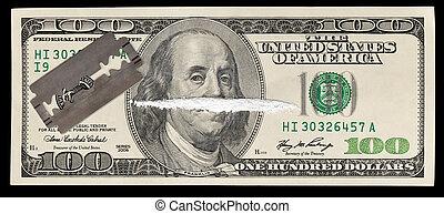תרופות, כסף