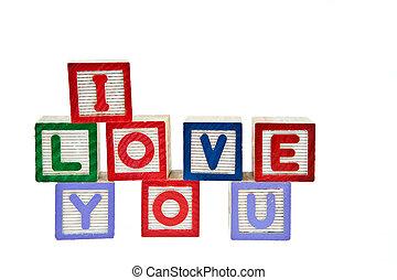 あなた, 愛
