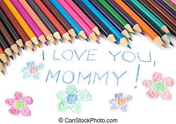 あなた, 愛, mommy!