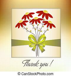 あなた, 感謝しなさい, カード