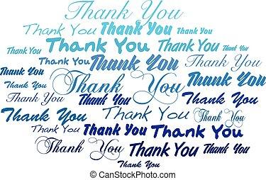 あなた, tagcloud, 感謝しなさい