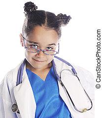 ありなさい, wanna', 医者