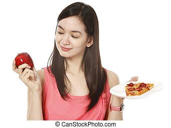 ∥あるいは∥, アップル, pizza?