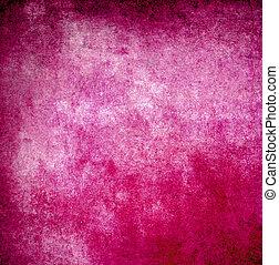 ∥あるいは∥, グランジ, 手ざわり, 背景, 壁, ペンキ, ピンク