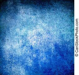 ∥あるいは∥, グランジ, 手ざわり, 青い背景, 壁, ペンキ