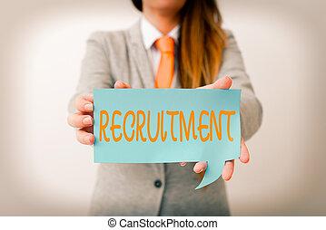 ∥あるいは∥, メモ, recruitment., 新しい, 強調, mock, 別, ビジネス, 構成, 提示, サポート, showcasing, 参加しなさい, 写真, 表示, 従業員, 可能, メモ, 色, 見つけること, 行動, 執筆, の上, content.