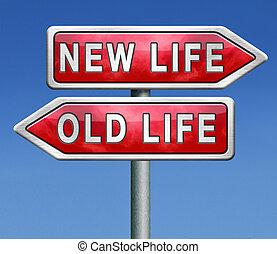 ∥あるいは∥, 古い新しい, 生活