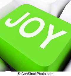 ∥あるいは∥, 喜び, 平均, 幸せ, 楽しみなさい, キー