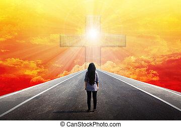∥あるいは∥, 空, 背中, 天国, まれである, 道, 端, 光景, かいば桶, 照ること, 地位, 会いなさい, ...