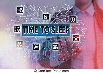 ∥あるいは∥, 自然, 提示, 印, 概念, 期間, sleep., 州, inactivity., テキスト, 眠り, ありなさい, 写真, 時間