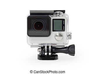 いいえ, 個人的, 隔離された, カメラ, high-definition, ブランド