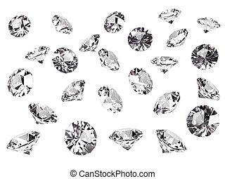 いくつか, ダイヤモンド